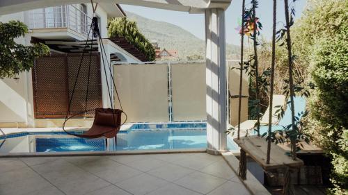 Villa Rüzgargülü wind rose - Accommodation - Fethiye
