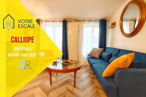 Votre Escale - Calliopé - Location saisonnière - Niort
