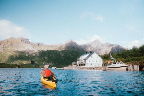 Accommodation in Finnmark