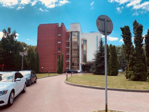 . Hotel Prydesnyansky