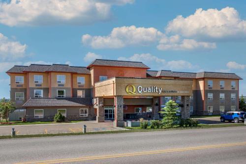 Quality Inn & Suites - Hotel - Rimbey