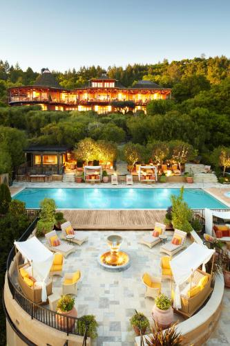 180 Rutherford Hill Road, Rutherford, 94573 California, United States.
