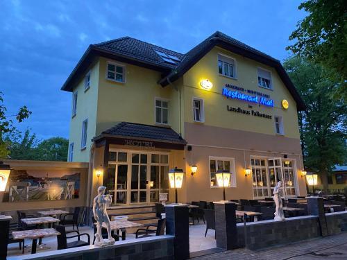 Hotel Mati Im Landhaus Falkensee