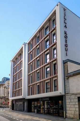 Hôtel Villa KOEGUI Bayonne - Hôtel - Bayonne