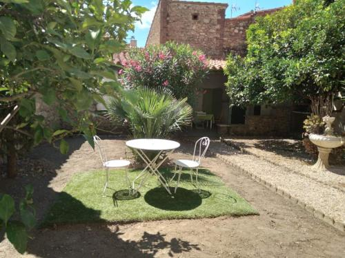 Maison catalane avec jardin - Location saisonnière - Argelès-sur-Mer