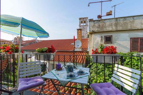 Apartment in Porec/Istrien 9855, Pension in Poreč