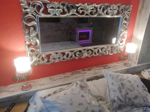 King Room with Spa Bath Hotel Real Posada De Liena 4