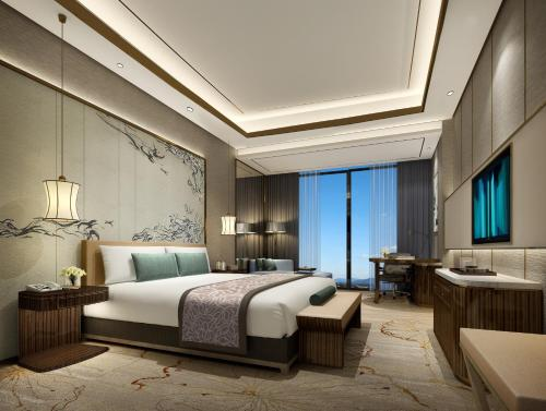 Crowne Plaza - Moscow - Park Huaming - image 3