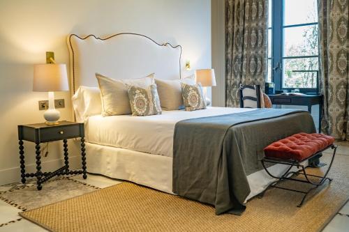 Habitación Doble Deluxe - 1 o 2 camas Soho Boutique Castillo de Santa Catalina 58