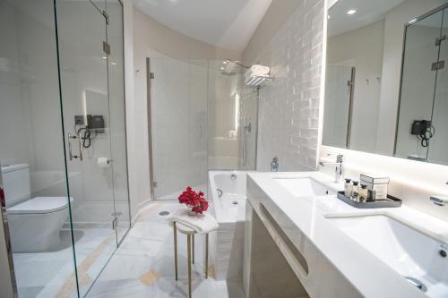 Habitación Doble Deluxe - 1 o 2 camas Soho Boutique Castillo de Santa Catalina 65