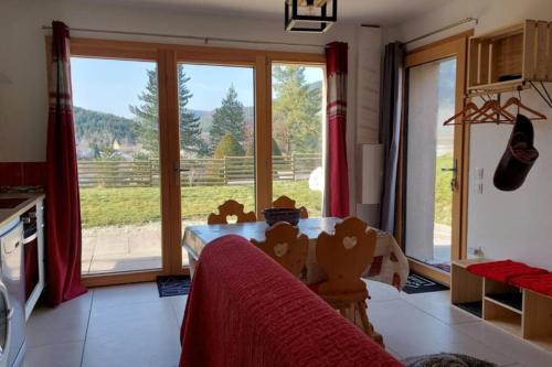 Appartement dans maison, à proximité du village Villard de Lans