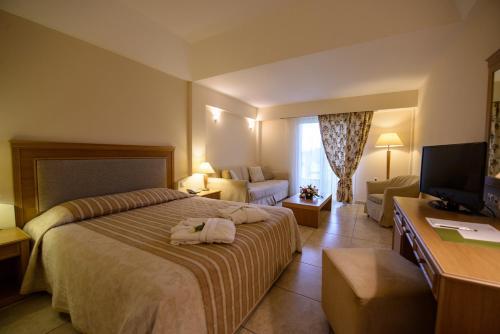 תמונות לחדר Olympion Asty Hotel
