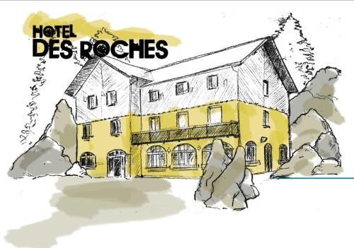 . Hôtel Restaurant Des Roches