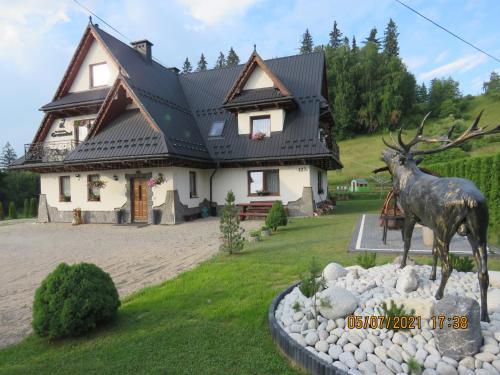Gosciniec Grandel - Hotel - Bukowina Tatrzanska