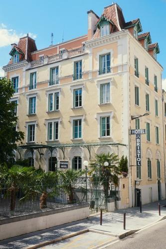 Hôtel Bristol Pau - Hôtel - Pau