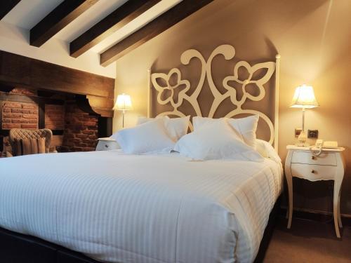 Doppel-/Zweibettzimmer (1-2 Erwachsene) Hotel Casa del Marqués 19