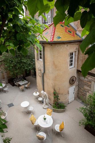 Les Remparts Hôtels et Demeures Historiques - Hôtel - Beaune