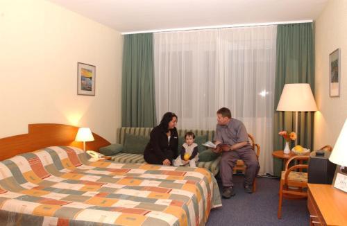 Hunguest Hotel Répce 룸 사진