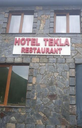 Accommodation in Ushguli