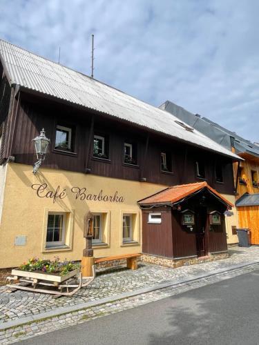 Pension Barborka - Accommodation - Bozí Dar