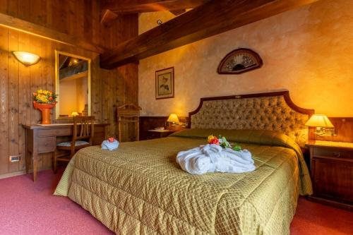 Hotel Des Alpes - Saint-Rhémy