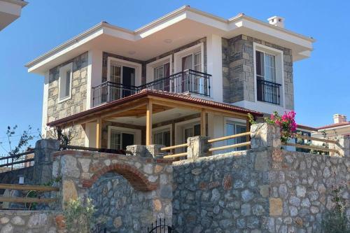 Datça merkezde ful Deniz manzaral? Villa - Accommodation - Datca
