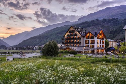 . Hotel Sant'Orso - Mountain Lodge & Spa