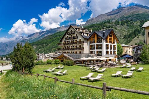 Hotel Sant'Orso - Mountain Lodge & Spa - Cogne
