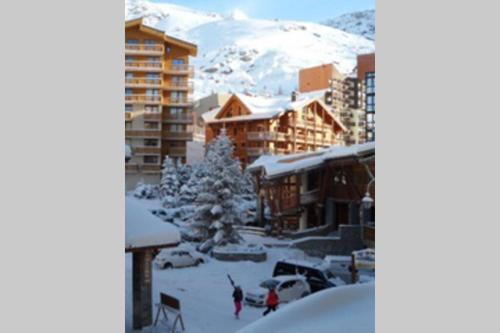 Appartement 30m2 Val Thorens, 2 chambres, 5 pers. Val Thorens