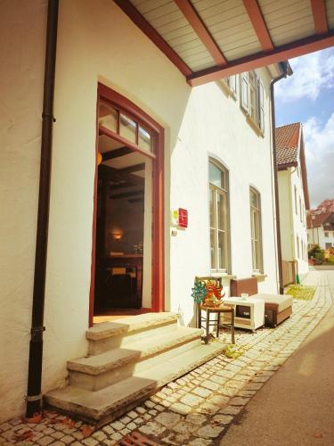 Ferienstudio Altstadtflair - Hotel - Isny im Allgäu