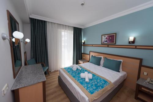 Side Village Hotel - All Inclusive - Accommodation - Side