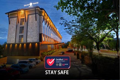 . Grand Tjokro Hotel Balikpapan
