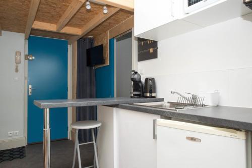 Cozy studio en centre-ville de Poitiers - Location saisonnière - Poitiers
