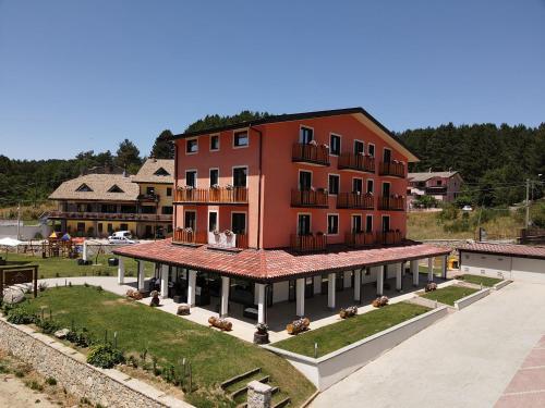 Arvo Residence Sila - Accommodation - Lorica