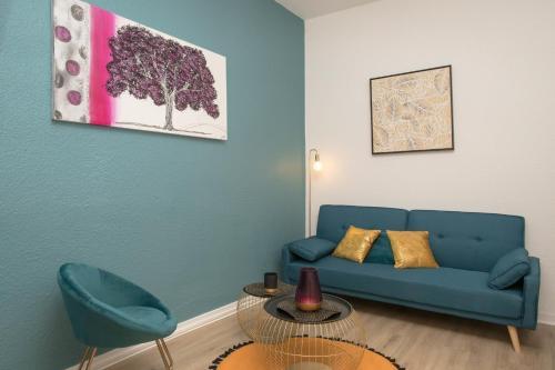 Magnifique appartement en plein coeur du centre-ville de Poitiers - Location saisonnière - Poitiers