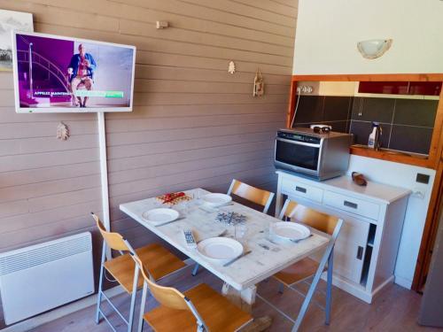 Appartement Valfréjus, 1 pièce, 4 personnes - FR-1-468-22 - Apartment - Modane