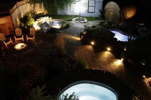 Auberge Aux Quatre Matins - Hotel - Saint Come