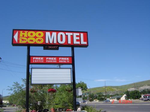 Hoo-Doo Motel - Drumheller, AB T0J 0Y0