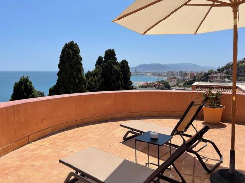 Junior Suite mit Terrasse Soho Boutique Castillo de Santa Catalina 10