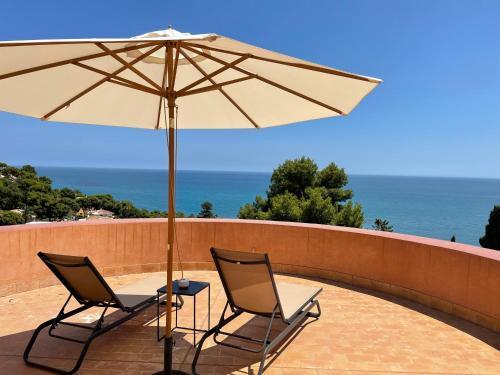 Junior Suite mit Terrasse Soho Boutique Castillo de Santa Catalina 11