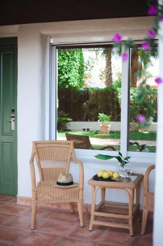 Habitación Doble con vistas al jardín Hotel Ritual de Terra & SPA 5