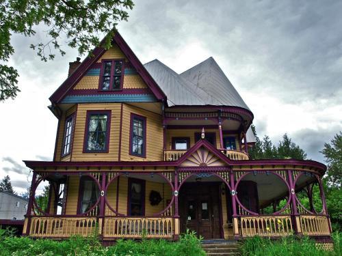 Holten Heritage House - Accommodation - Revelstoke