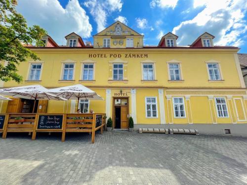 . Hotel Pod Zámkem