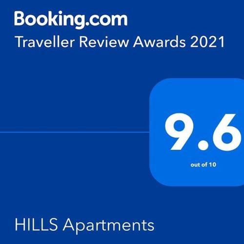 . HILLS Apartments