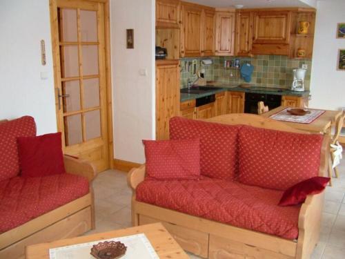 Appartement Pralognan-la-Vanoise, 3 pièces, 6 personnes - FR-1-464-24 Pralognan La Vanoise
