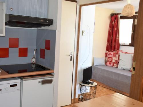 Appartement Pralognan-la-Vanoise, 2 pièces, 4 personnes - FR-1-464-116 Pralognan La Vanoise