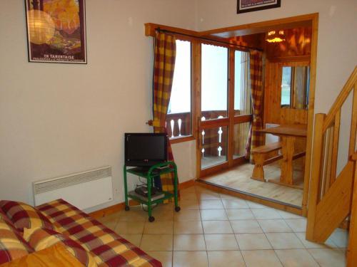 Appartement Pralognan-la-Vanoise, 2 pièces, 4 personnes - FR-1-464-121 Pralognan La Vanoise