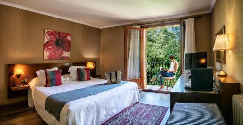 Habitación Doble Superior - 1 o 2 camas Hotel-Hostal Sport 31