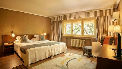 Habitación Doble Superior - 1 o 2 camas Hotel-Hostal Sport 32