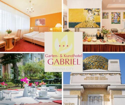 . Garten- und Kunsthotel Gabriel City